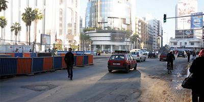 Tramway : Casa Transport écarte toute idée de fermeture complète du Bd Zerktouni