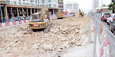 Infrastructures : Casablanca met les bouchées doubles après plusieurs années d'inertie