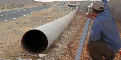 40 milliards de DH pour transférer l'eau du Nord au Sud du Maroc