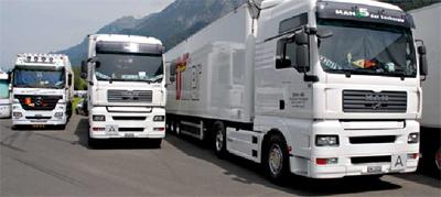 Transport international routier : 400 entreprises structurées, 30 000 TPE et 40 000 informelles
