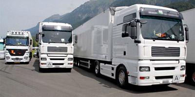Transport international routier : 400 entreprises spécialisées et seulement 1 400 véhicules