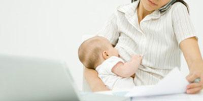 L'UNICEF plaide pour le droit des femmes à allaiter en milieu de travail