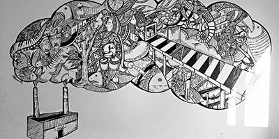 L'Â«Uzine» d'Aïn Sebaࢠ: audace,  créativité et partage