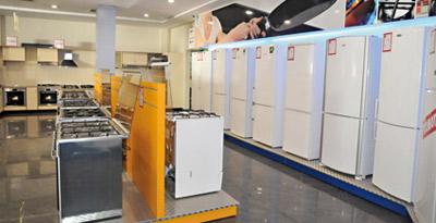 Les ventes de congélateurs et lave-vaisselle progressent, les réfrigérateurs en recul