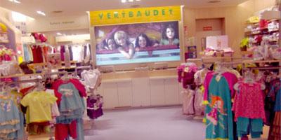Vêtements et accessoires : Vertbaudet s'installe à Casablanca