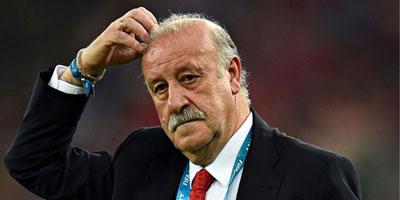Espagne : Del Bosque écarte 8 joueurs mondialistes !