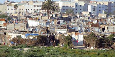 Villes sans bidonvilles : le plus dur reste à venir