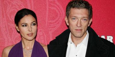 Monica Bellucci et Vincent Cassel… The end