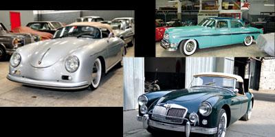 Maroc-Auto Classic Un atelier pour passionnés