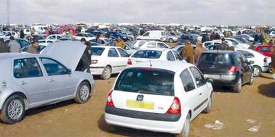 370 000 voitures ont changé de propriétaire en 2011 au Maroc