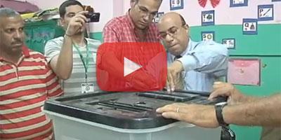Premiers résultats en Egypte : victoire écrasante du Maréchal Sissi