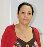 Wafaa Farhat, directrice fondatrice de l'ESISMP