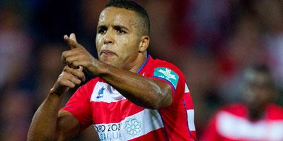 Espagne : Youssef El Arabi contribue à la victoire de FC Grenade en 2ème journée de la Liga