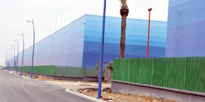Casablanca : La première tranche de la zone logistique  de Zenata ne trouve pas de locataires !
