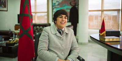 Kénitra : Zineb El Adaoui veut éradiquer le commerce informel
