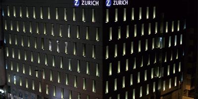 Zurich Assurance annonce un résultat net en baisse de 24%
