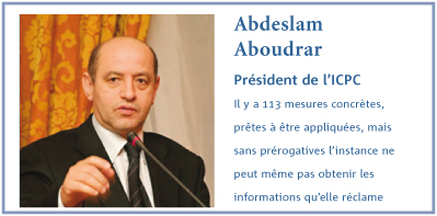 Lutte contre la corruption : le coup  de gueule d'Abdeslam Aboudrar
