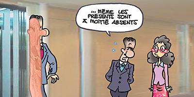 Prévention et sanction vont de pair pour traiter l'absentéisme au travail