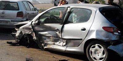 Quatre morts dans un accident à El-Jadida