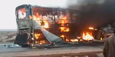 31 morts et 9 blessés dans un accident d'autocar à Tan-Tan