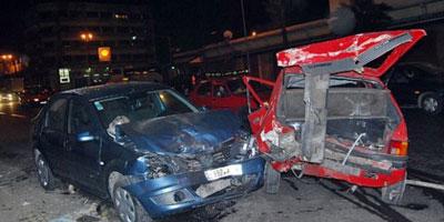 Vingt et un blessés dans un accident de la circulation à Casablanca