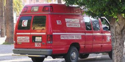 8 morts et 38 blessés, dont 20 dans un état grave, dans un accident près de Ksar El-Kebir