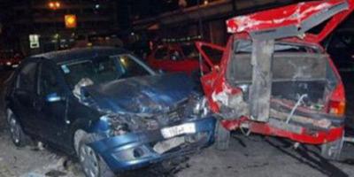 Béni Mellal : 16 personnes blessées dans un accident de la route