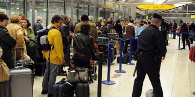 Perturbation des vols en provenance et à destination des aéroports français