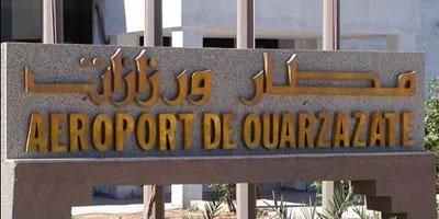Ouarzazate : Hausse du trafic aérien en juillet