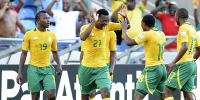 CAN 2013 : L'Afrique du Sud a enfin lancé son tournoi