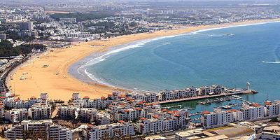 Conseil régional du tourisme : Plus de 486.900 touristes ont visité Agadir à fin juillet 2015