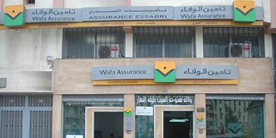 Wafa Assurance en tête des assureurs arabes