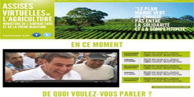 Pour leur IVe édition, les Assises de l'agriculture se dérouleront sur Internet