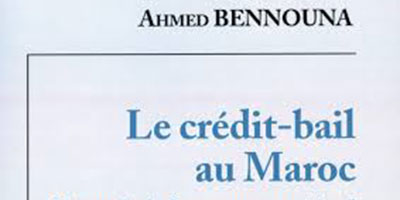 Un ouvrage sur le crédit-bail au Maroc