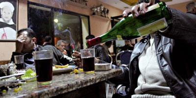 Alcool : moins de bière, mais plus de vin dans les verres des Marocains