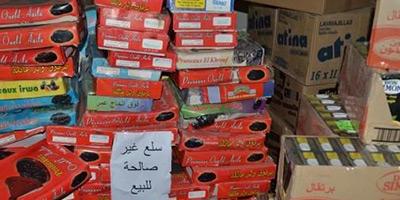 L'ONSSA a saisi 34 tonnes d'aliments en une semaine