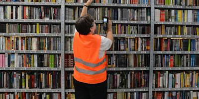 Le bras de fer se durcit entre Amazon et Hachette