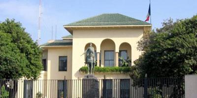 Islam proph te la france ne fermera pas vendredi ses tablissements au maroc lavieeco - Consulat du maroc porte de versailles ...