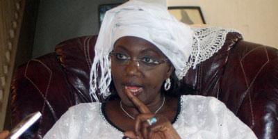 Aminata Tall aux commandes de l'UCESA