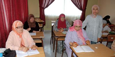 Des efforts mais encore 9,6 millions d'analphabètes au Maroc !