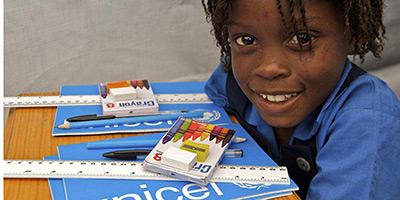 L'Unicef lance un appel de fonds de 3,1 milliards de dollars pour sauver 62 millions d'enfants