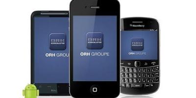 ORH Groupe lance la première application mobile RH