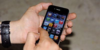 Smartphones : les applications Â«médias» ont la cote