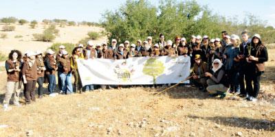 30 000 arganiers à planter dans  la région d'Essaouira d'ici 2015