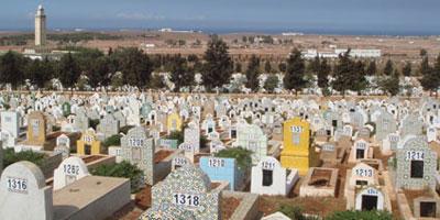 Comment est géré le cimetière Arrahma à Casablanca