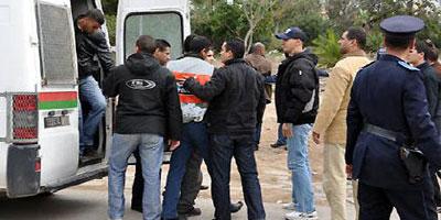 Casablanca : arrestation de 2 338 personnes dans le cadre de la lutte contre la criminalité