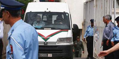 Maroc : 103 714 suspects arrêtés au niveau national.