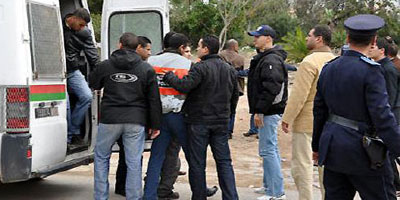 Une poursuite policière se termine par l'arrestation d'agresseurs à Casablanca