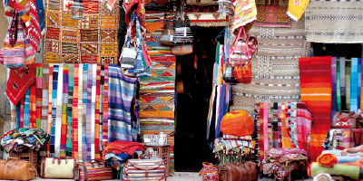 L'artisanat marocain se maintient à l'export