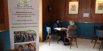 L'association Al Ikram mène sa première opération d'insertion de jeunes en difficulté